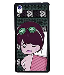 PrintVisa Metal Printed Girly Designer Back Case Cover for Samsung Galaxy S6 Edge G925I-D4969