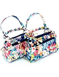 Magnas™ - Best Gift Multi Printed Trendy Latest Design Bag Style Wallet With Sling Strap Short Hand Bag Cum Sling...