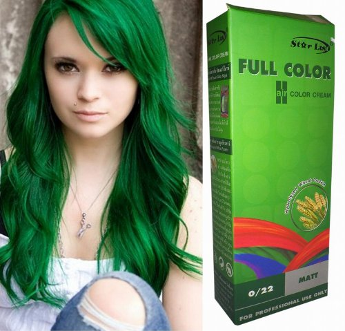 permanente haarfarbe t nung coloration haar cosplay gothic. Black Bedroom Furniture Sets. Home Design Ideas