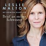 Brief an meine Schwester | Leslie Malton,Roswitha Quadflieg