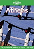 img - for Lonely Planet Athens book / textbook / text book