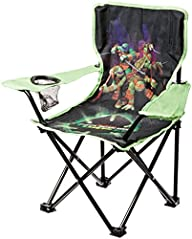 Nickelodeon Kids Teenage Mutant Ninja Turtles Camp Chair
