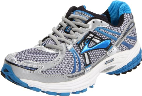 Brooks Men's Adrenalinegts12 M Blue/Grey/White Trainer 1101061D466 14 UK, 15 US