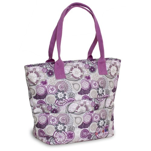 J World New York Lola Lunch Tote, Lemon, One Size