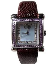 Effy Park Avenue Diamond/Amethyst 1.42 Tcw. Mother-of-Pearl Dial Ladies Watch #Z00Z203DA0