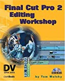 img - for Final Cut Pro 2 Editing Workshop book / textbook / text book