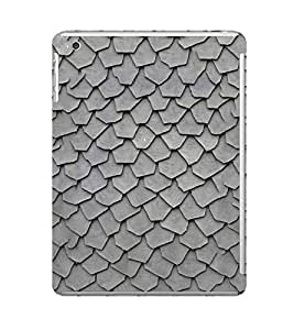 Fantastic Rock Pattern 3D Hard Polycarbonate Designer Back Case Cover for Apple iPad Mini Wi-Fi