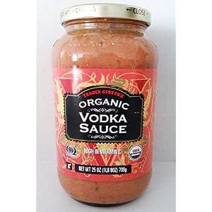 Trader joe 39 s giotto 39 s organic vodka sauce 25 oz for Trader joe s fish sauce