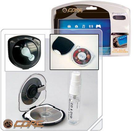 PSP Core Gamer UMD Cleaning Kit