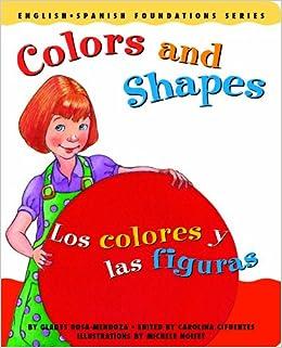 Amazon.com: Colors and Shapes / Los colores y las figuras (English and