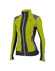 Karpos Defence Lady Jacket Green-Black