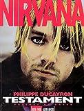 echange, troc Philippe Ducayron - Nirvana : testament