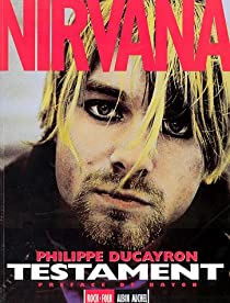 Nirvana : testament par Ducayron