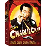 Charlie Chan Collection, Vol. 1 (Charlie Chan in London / Charlie Chan in Paris / Charlie Chan in Egypt / Charlie Chan in Shanghai / Eran Trece) ~ Warner Oland