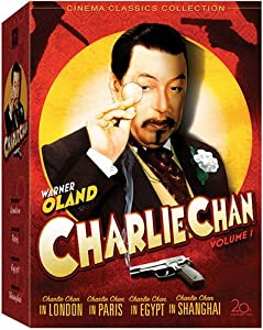 The Charlie Chan Collection: Vol. 1 (Charlie Chan in London / Charlie Chan in Paris / Charlie Chan in Egypt / Charlie Chan in Shanghai / Eran Trece)