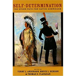Self-determination : the other path for Native Americans