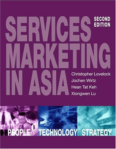 Services Marketing in Asia, Second Edition