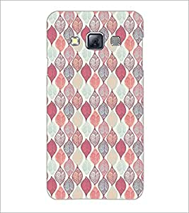 Printdhaba Pattern D-5204 Back Case Cover For Samsung Galaxy A3