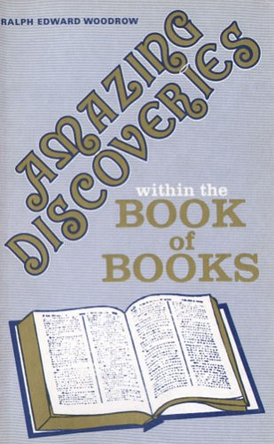 Amazing Discoveries Within the Book of Books091699015X