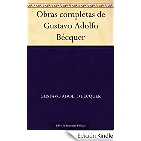 Obras completas de Gustavo Adolfo Bcquer