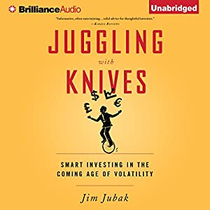 Juggling with Knives Audiobook