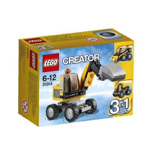 LEGO-Creator-31014-Power-Digger