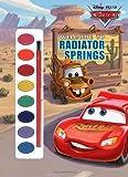 Welcome to Radiator Springs (Disney/Pixar Cars) (Paint Box Book)