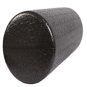Black High Density Foam Rollers - Extra Firm - 6