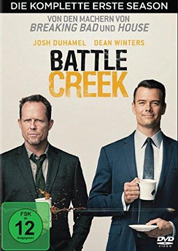 Battle Creek - Die komplette erste Season [3 DVDs] hier kaufen