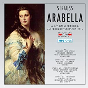 Arabella-Mp3 Operette from Cantus-Line (DA Music)