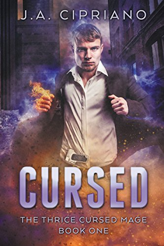 Cursed by J.A. Cipriano ebook deal