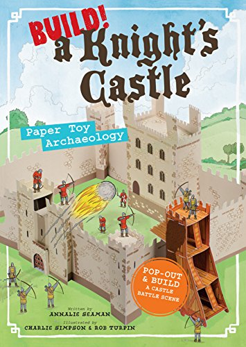 Build! A Knight's Castle: Paper Toy Archaeology (Castle Paper Model compare prices)