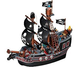 amazoncom lego duplo big pirate ship 7880 toys amp games