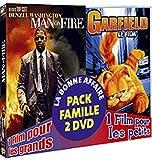 echange, troc Man on fire / Garfield - Bi-Pack 2 DVD