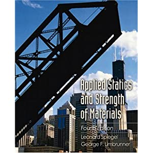 Applied Statics and Strength of Materials (4th Edition)