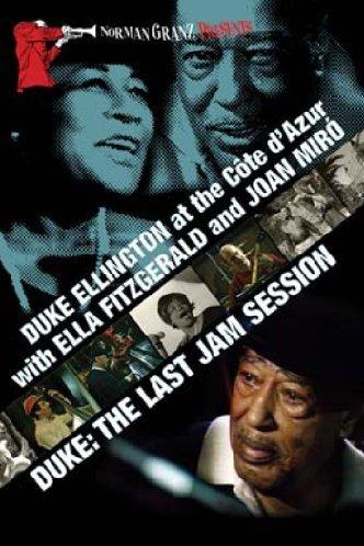 "Afficher ""Duke Ellington at the Côte d'Azur with Ella Fitzgerald and Joan Miro"""