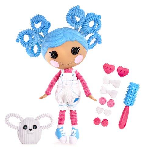 Lalaloopsy Silly Hair Doll - Mittens Fluff n Stuff