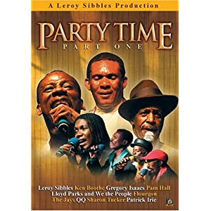 PARTY TIME PART ONE movie