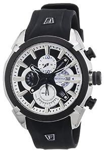 Festina Herren-Armbanduhr XL Sport Chronograph Quarz Kautschuk F6819/4