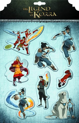 Dark Horse Deluxe Legend of Korra Magnet Set