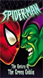 Spider-Man - The Return of the Green Goblin (Animated Series) [VHS]