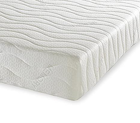 European/IKEA King Size Memory Gold 20's Mattress (Orthopaedic) with FIRM Comfort- 19cm Thick