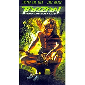 Tarzan and The Lost City (1998) [VHS]