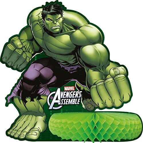 Marvel Los Vengadores niños superhéroes mesa de cumpleaños mesa de centro de la decoración