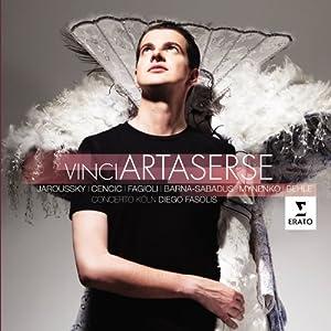 Vinci : Artaserse