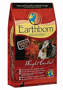 Earthborn Holistic Weight Control Grain Free Dog Food