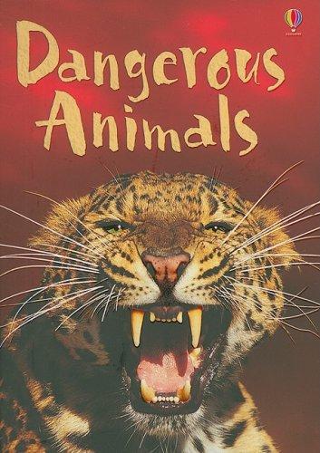 Dangerous Animals (Usborne Beginners Level 1: Nature)