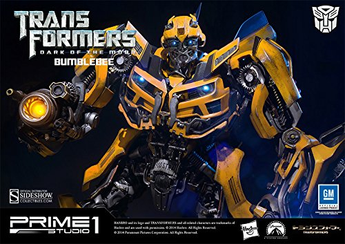 Prime 1 Studio Transformers Dark of the Moon Bumblebee Polystone Statue