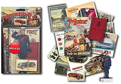 Golden Age of Motoring Memorabilia Pack
