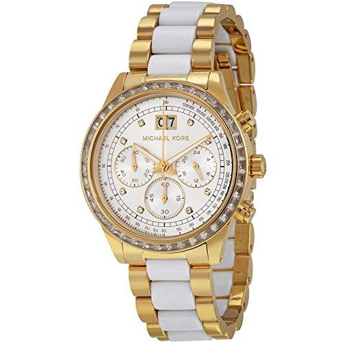 Michael Kors MK6189 40mm Multicolor Steel Bracelet & Case Mineral Women's Watch